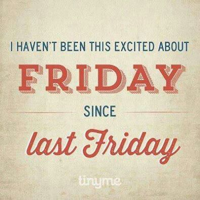 Thank God Its Friday Verhelder Talent