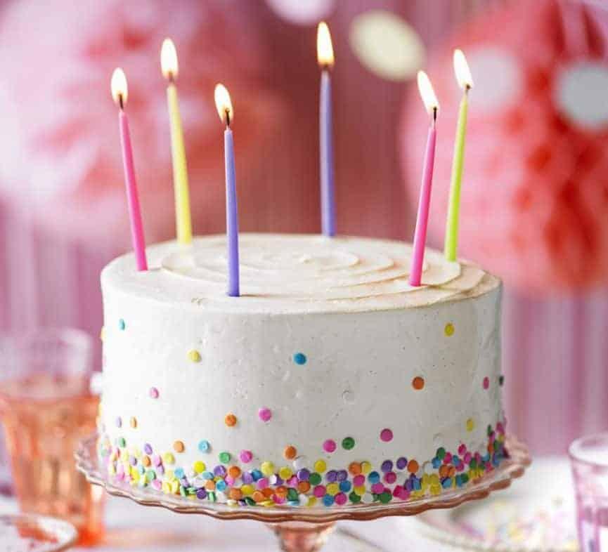 Bak een taart en vier het (met een ander)!