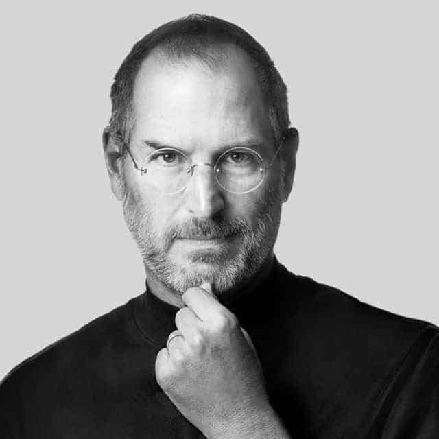 steve jobs verhelder talent